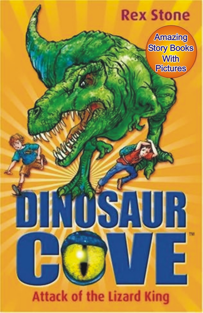 Amazon.com: dinosaur cove books